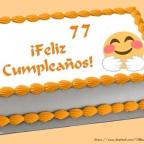 77 CUMPLEAÑOS