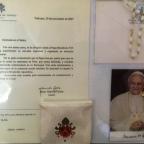 EN ESTOS DIAS QUE FACEBOOK ME HA PUESTO RECURDO DEL PAPA BENEDICTO XVI.
