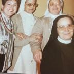 NURIA VILADRICH FELIU,UNA AMIGA CARMELITA RELIGIOSA.AÑO 1956-2021.